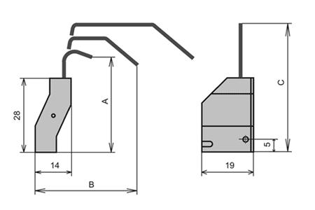 УПС-12 узлы пишущие специальные капиллярного типа