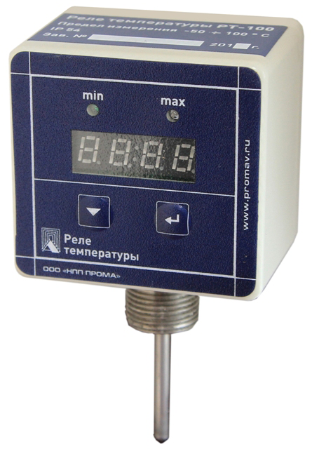 Датчик-реле температуры РТ-015