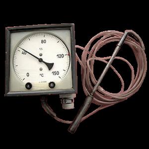 Термометры взрывозащищенные ТГП, ТКП-16СгВ3Т4 сигнализирующие