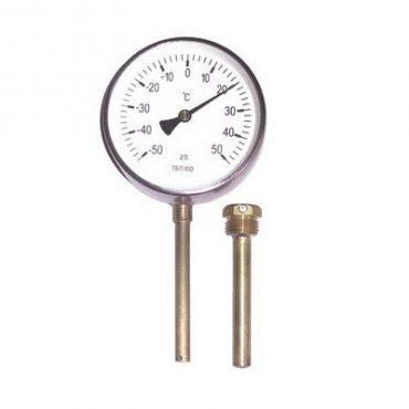 Термометры ТБП-63,-100,-160 биметаллические