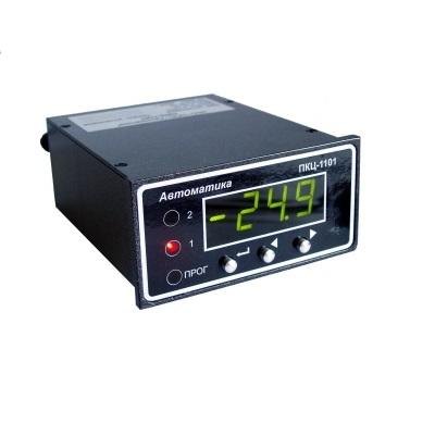 ПКЦ-1101 прибор контроля цифровой с двух- или трёхпозиционным регулятором