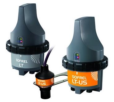 SOFREL LT-US ультразвуковой расходомер