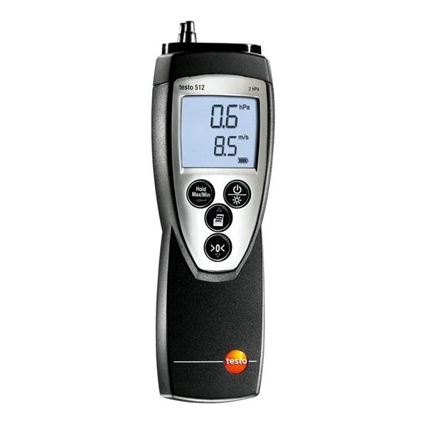 Testo-512 манометр дифференциальный цифровой
