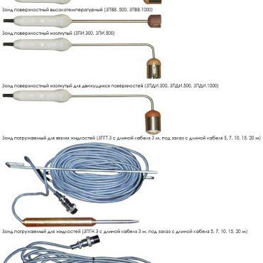 Сменные зонды для термометра ТК-5-04