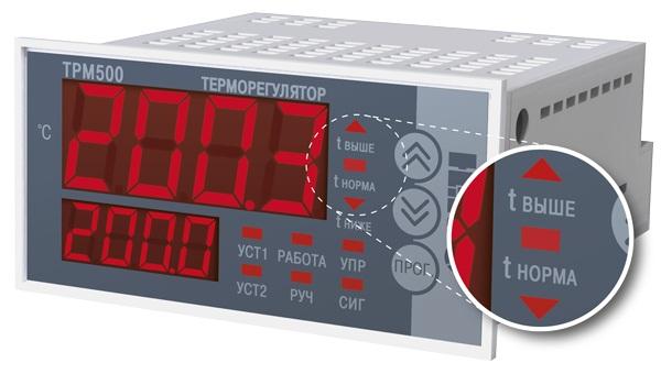 Терморегулятор ТРМ500