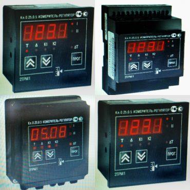 Измеритель-регулятор 2ТРМ1