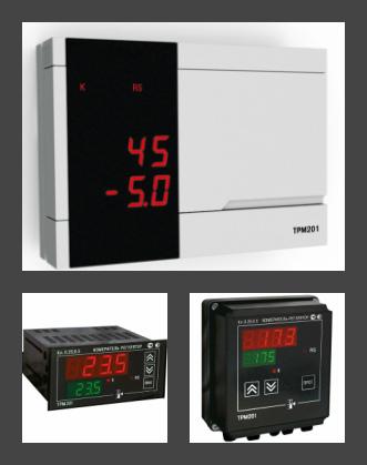 Измеритель-регулятор ТРМ201