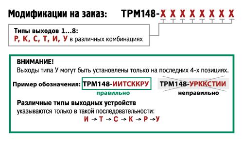 Форма 1 ТРМ148