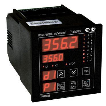Измеритель-регулятор ТРМ138В