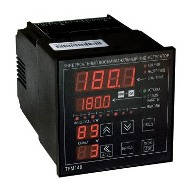 ТРМ148 универсальный ПИД-регулятор