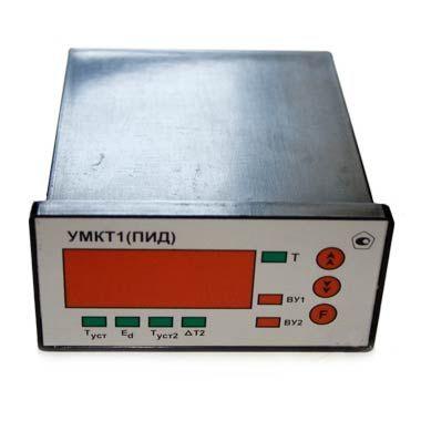 Измеритель — ПИД-регулятор УМКТ-1-У-ПИД с универсальным входом