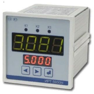ИРТ 5930Н измерители-регуляторы технологические