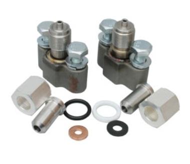 Комплекты монтажных частей (КМЧ) для датчиков давления