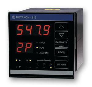 МЕТАКОН-613 программный ПИД-регулятор