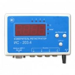 измеритель-регистратор ИС-203.4