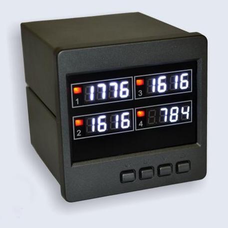 ИСУ-144 измеритель-сигнализатор температуры четырехканальный