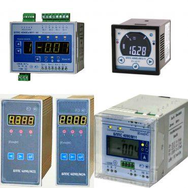 Блоки питания и преобразования сигналов БППС-4090