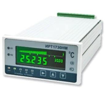 ИРТ 1730НМ измеритель-регулятор одноканальный