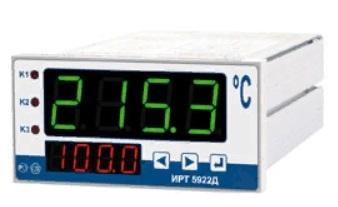 ИРТ 5922 измерители-регуляторы технологические