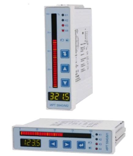 ИРТ 5940/М1, М2 измерители-регуляторы технологические