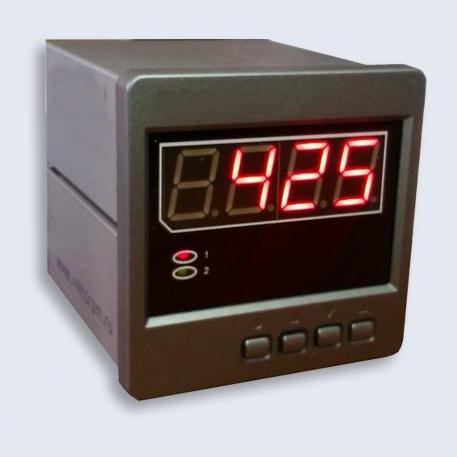 измеритель-сигнализатор температуры ТРИД ИСУ-101