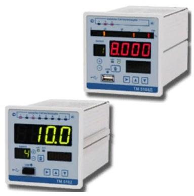 ТМ 5102(Д), ТМ 5103(Д), ТМ 5104(Д) термометры многоканальные