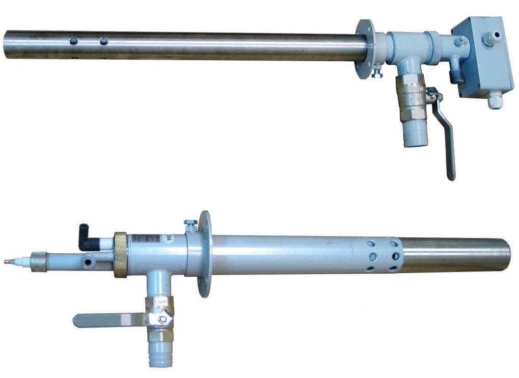 ЗСУ-ПИ-38, -45, -60 запально-сигнализирующее устройство пневматическое инжекционное