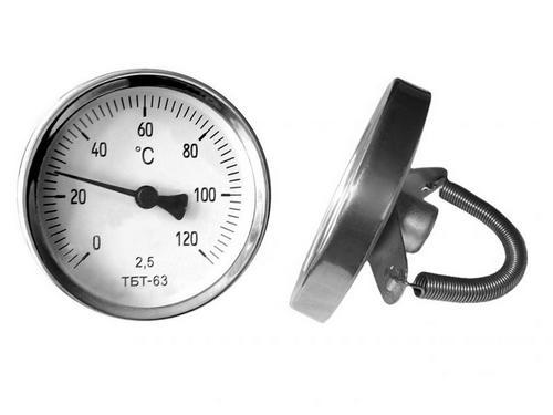 термометр биметаллический ТБТ-63