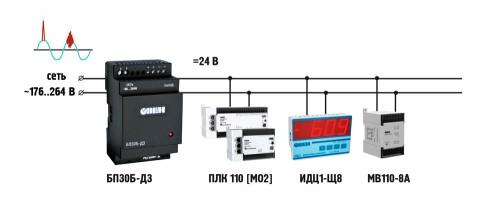 Схема. Блоки питания БП-15-60