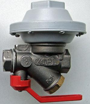 КФРД-10 - регулятор давления воды