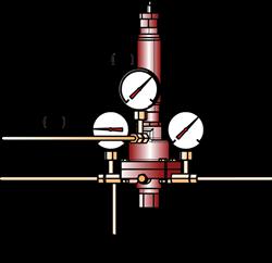 Схема подключения регулятора РД-3М