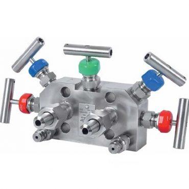 БК клапанные блоки для низких температур эксплуатации