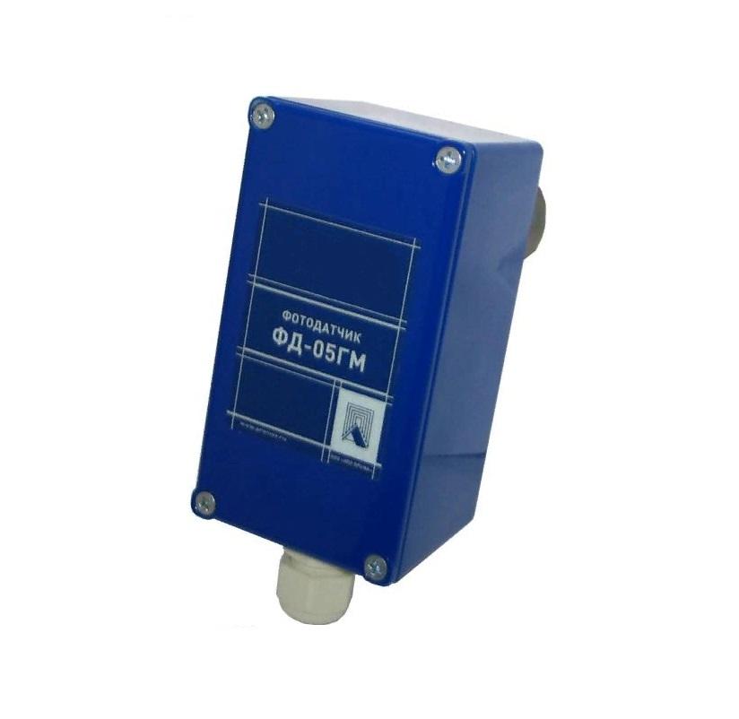 ФД-02 (ИК), ФД-05ГМ (УФ+ИК) фотодатчики одно, -двухканальные