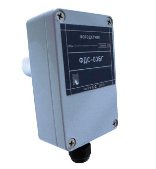 ФДС-03БГ, ФДС-03БГ-У фотодатчик сигнализирующий