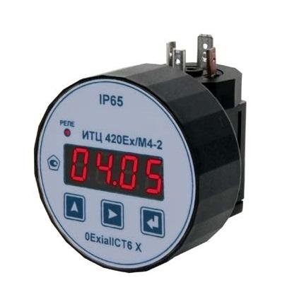 ИТЦ 420/М4-1, ИТЦ 420/М4-2 измерители технологические цифровые