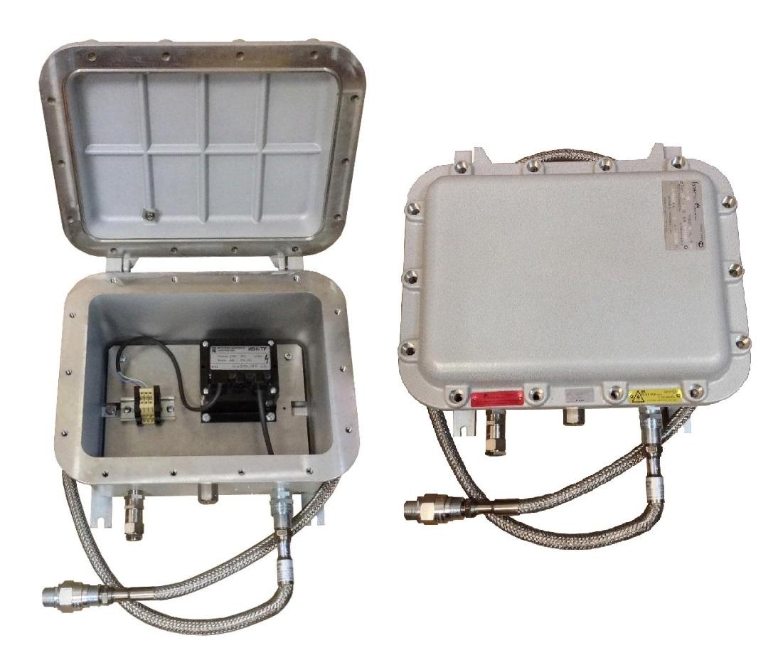 ИВН-ТР-1ExdIIBT5 взрывозащищенные источники высокого напряжения