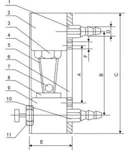 LZB3, -4, -6, -10 чертеж