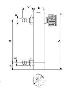 LZM-6T-O2 размеры