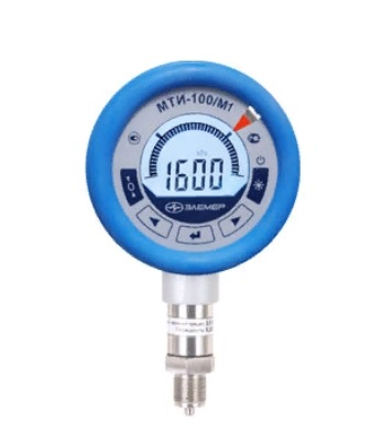 Электронные манометры точных измерений МТИ-100/М1-М3