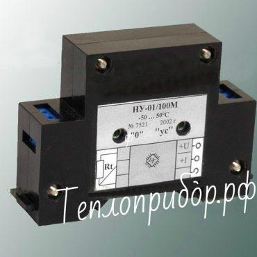 НУ-01 преобразователь температуры