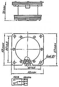 СУМ-1 чертеж