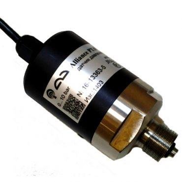 Датчик-преобразователь давления ПД.01 с M-Bus.