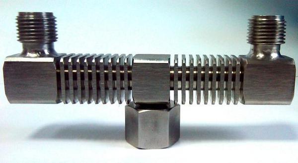 Коллектор КС-2Т с радиатором