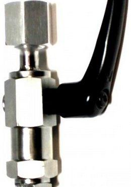 Кран высокого давления КВД-40, -60, -100