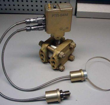 Регистратор технологических параметров РТП-04М