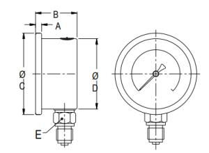 ДМ-2 исполнение Р