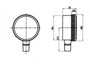 ДМ-3 СЧС исполнение Р