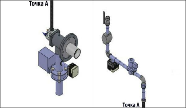 Газовая рампа ГР