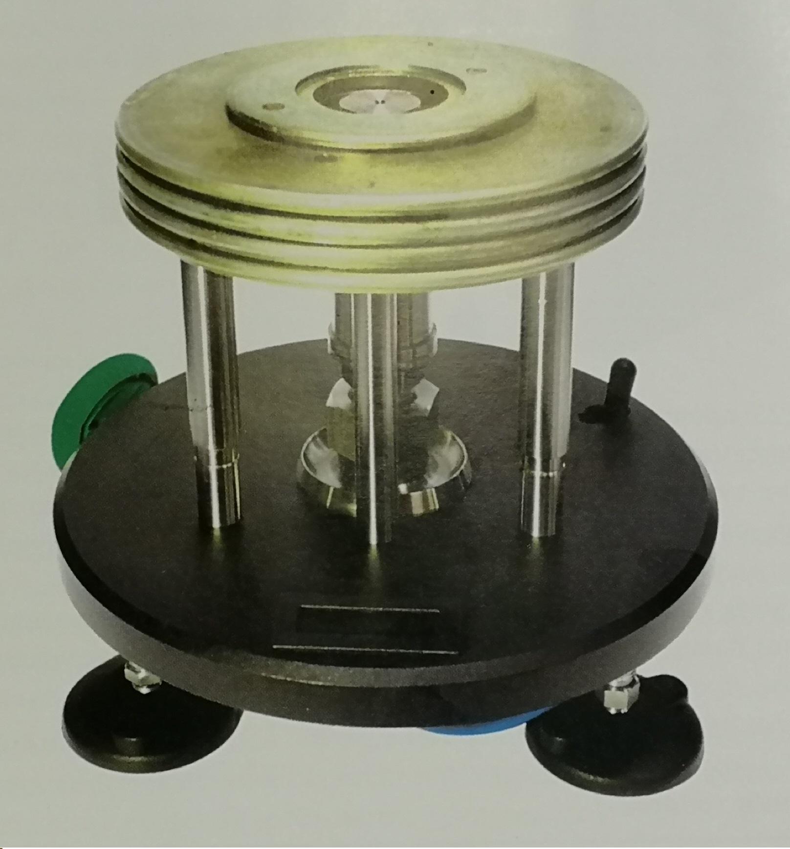 ПГК привод грузопоршневой колонки, ПГМ платформа для грузопоршневого манометра