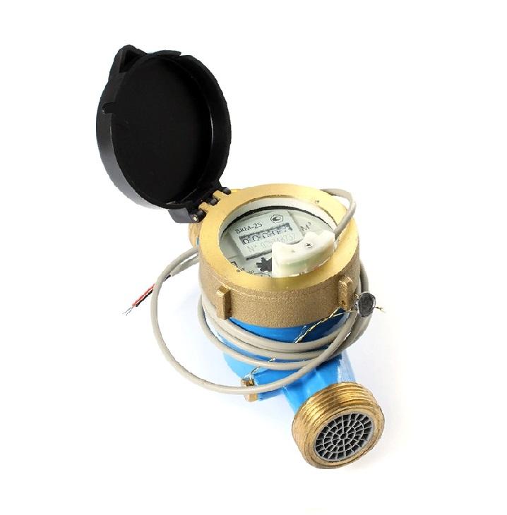 ВКМ-25, ВКМ-32 счетчики воды одноструйные РОСИЧ Ду 25, 30
